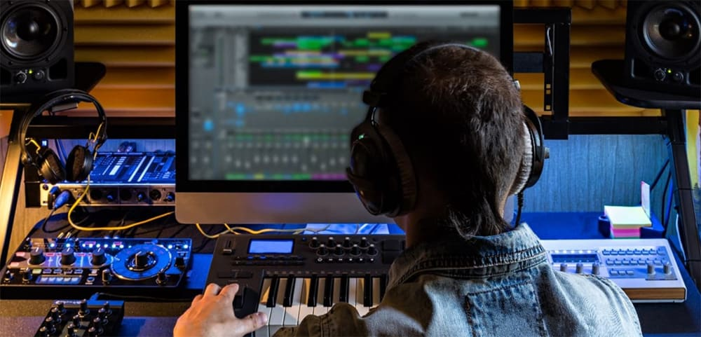 Music Production and Audio Processing