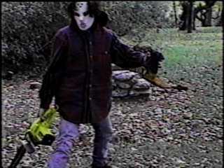 Mr. Chain Saw Man...