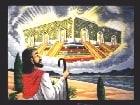 John sees the New Jerusalem