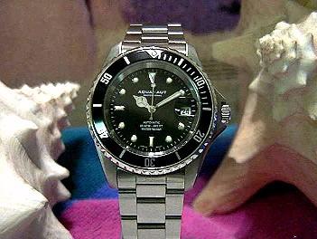 Aquanaut Professional Diver's Watch