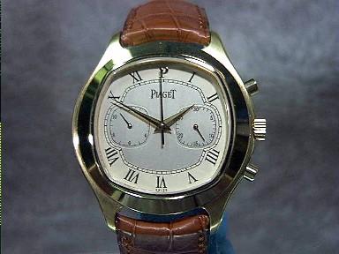 Swiss Made Piaget 18K Gold Watch